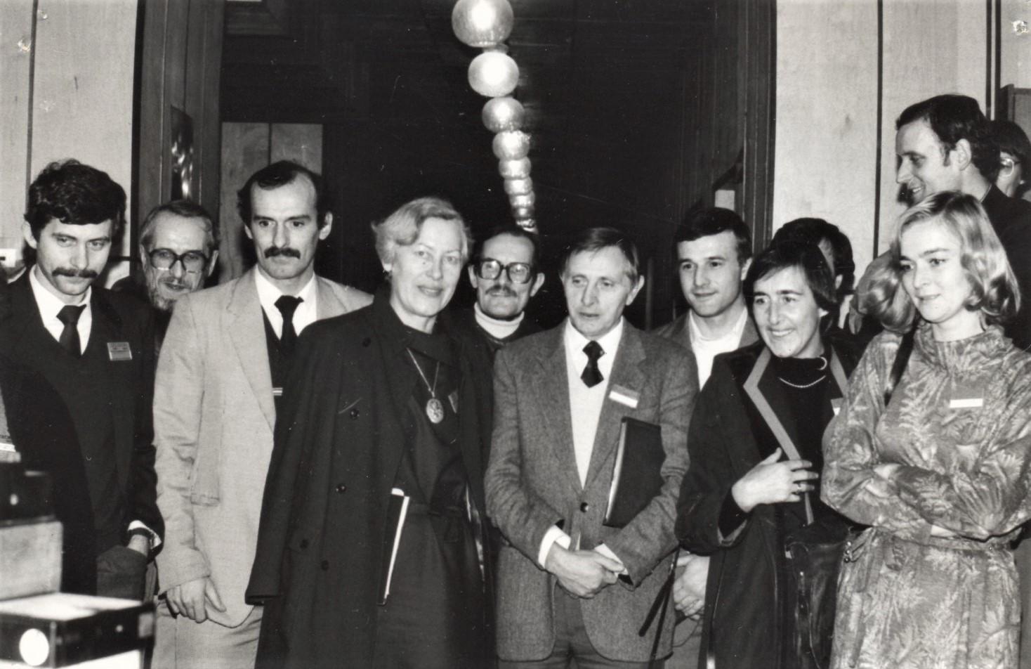 Wspomnienie o profesor Zdzisławie Wyżnikiewicz-Kopp