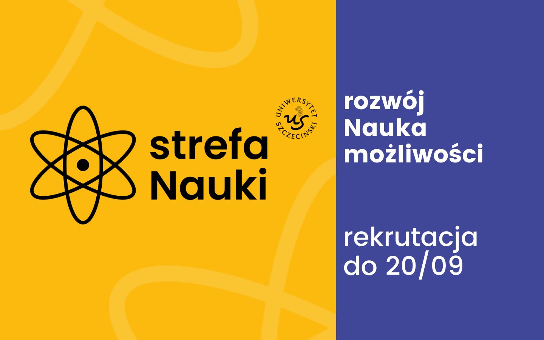 STREFA NAUKI – projekt skierowany do studentów
